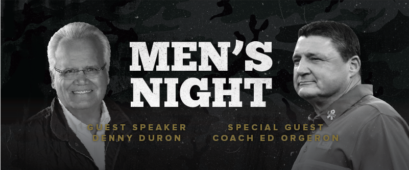 Men's Night 2017