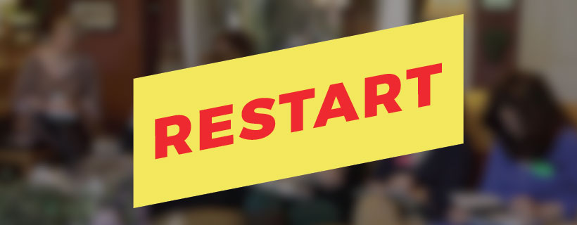 Church of the King Message Series: Restart