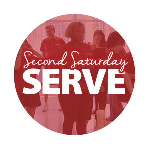 Second Saturday SERVE